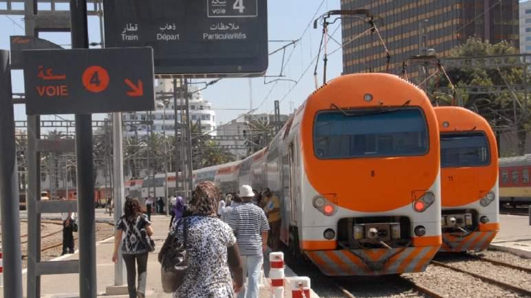 المكتب الوطني للسكك الحديدية يطلق أربع خدمات جديدة لتسهيل سفر زبنائه