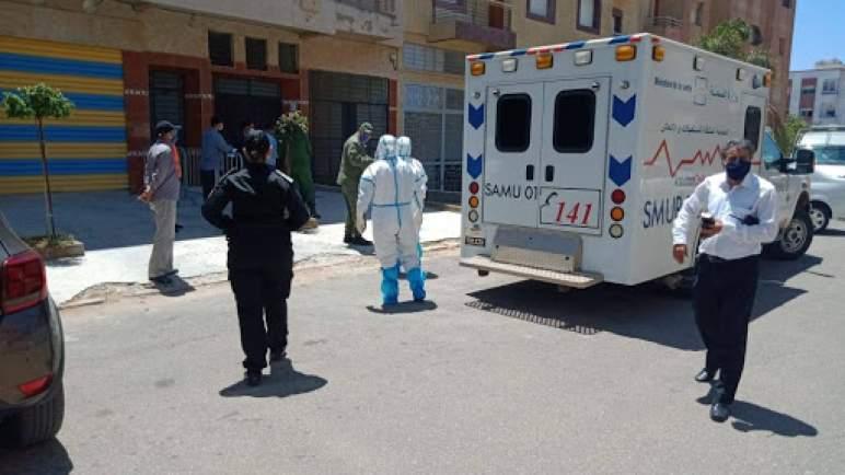 """رقم قياسي لعدد الإصابات ب """"كورونا"""" في المغرب. تسجيل 811 حالة في 24 ساعة الماضية"""