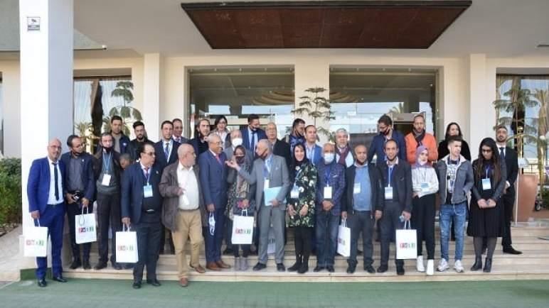تأسيس فرع للفيدرالية المغربية لناشري الصحف بجهة الشرق