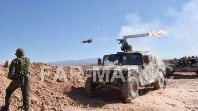الجيش يتصدى لاستفزاز جديد لمرتزقة «البوليساريو» بشبه قطاع المحبس