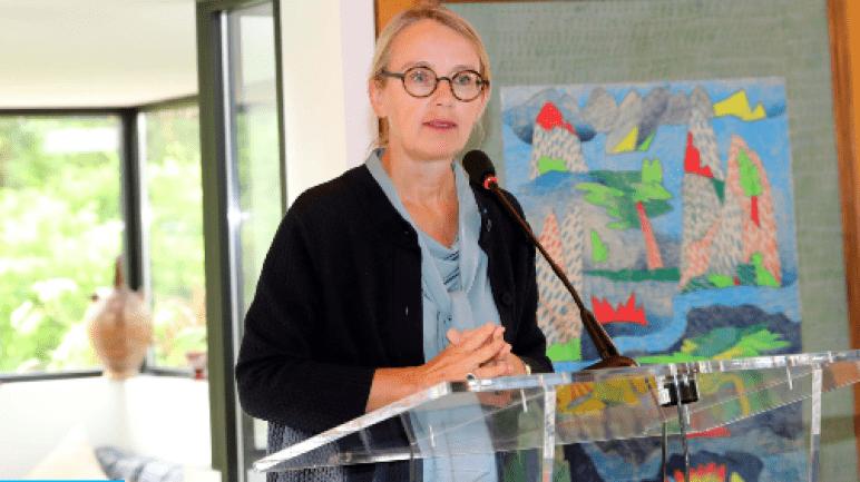 """السفيرة الفرنسية: المغرب، بلد موثوق به يأخذ مكافحة الهجرة غير الشرعية """"بجدية بالغة"""""""