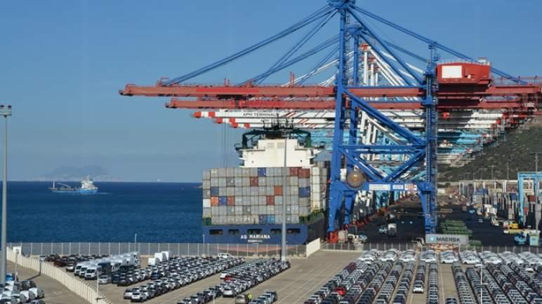 ميناء طنجة المتوسط يحقق نتائج مالية مهمة