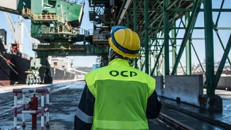 """معاملات """"OCP"""" تفوق 32 مليار درهم في 6 أشهر"""