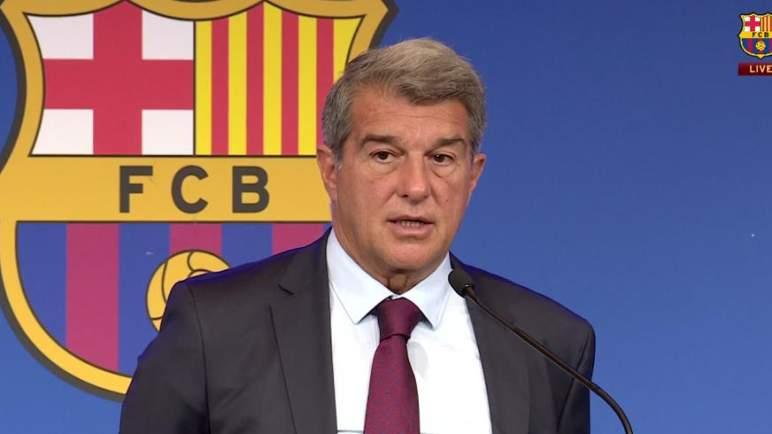 """لابورتا: الوضع المالي لنادي برشلونة """"مأساوي"""""""
