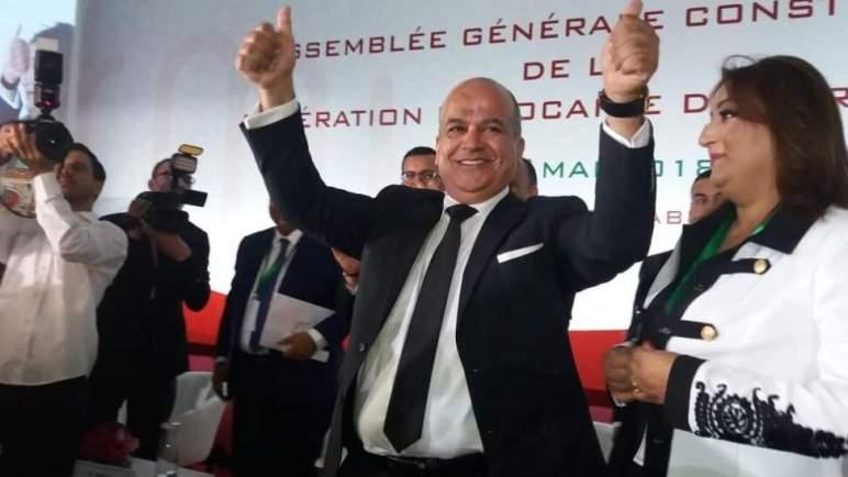 رحال يستقيل من رئاسة فيدرالية مموني الحفلات.. لهذه الأسباب