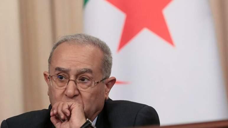 خارجية الجزائر تعلن قطع العلاقات مع المغرب