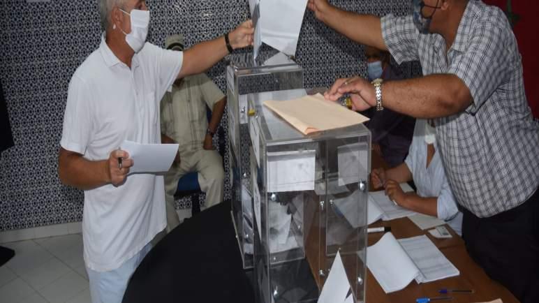 الانتخابات الجماعية: 4 أحزاب في الصدارة بجماعة فاس
