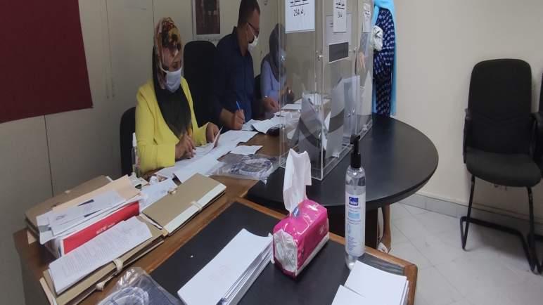 استحقاقات 8 شتنبر .. عملية التصويت تمر في احترام تام للتدابير الاحترازية ضد فيروس (كورونا)