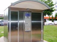 Robobog Automatic Public Toilet