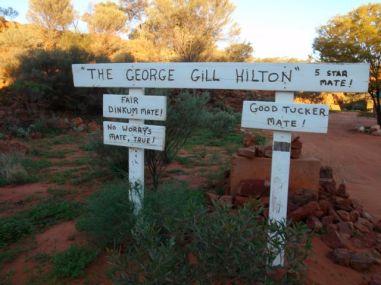 Gorge Gill Hilton