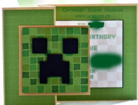 Creative loops minecraft card3