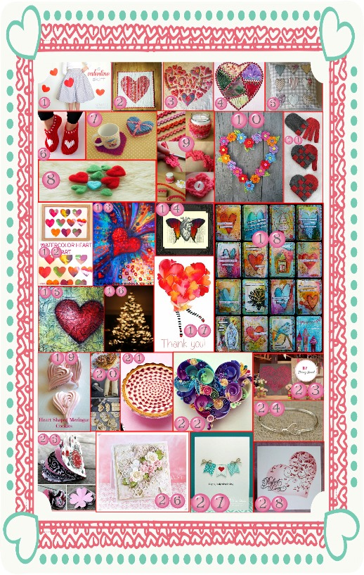Creative loops challenge hearts