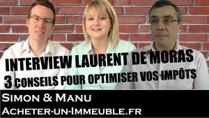 interview laurent de moras