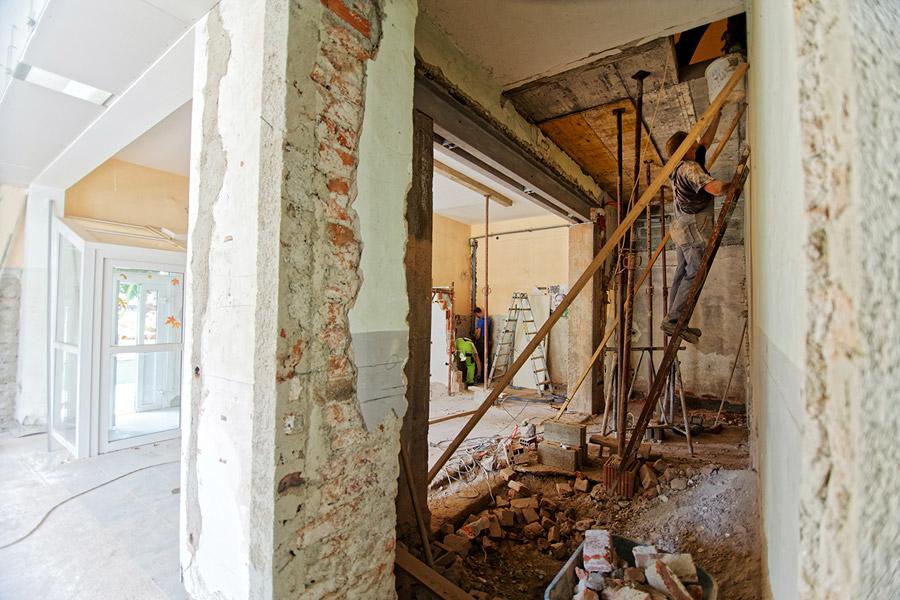 Investir dans un bien immobilier avec travaux