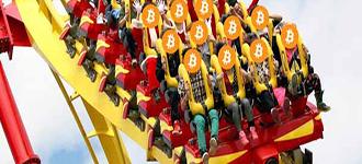 Chute du Bitcoin en dessous de 10 000 $ pour la première fois depuis le début de décembre 2017