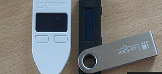 TREZOR ou LEDGER NANO S, quelle hardware wallet choisir?