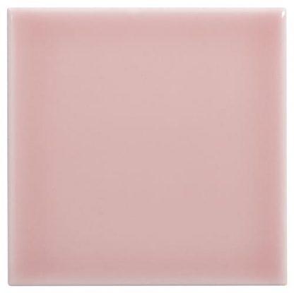 carrelage mural 10 x 10 lisse brillant couleur rose