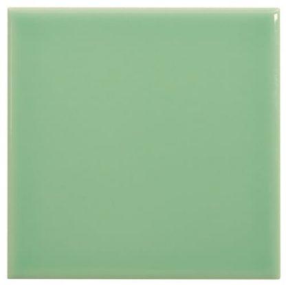 carrelage mural 10 x 10 lisse brillant couleur vert clair