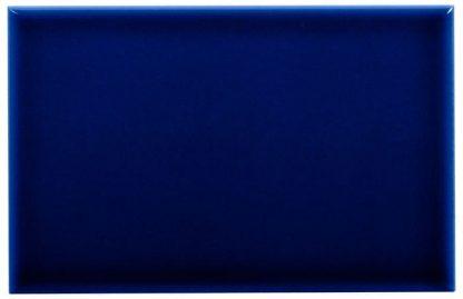 carrelage mural 10 x 15 lisse brillant couleur bleu victorien