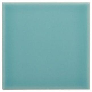 carrelage mural 15 x 15 lisse brillant couleur bleu ciel