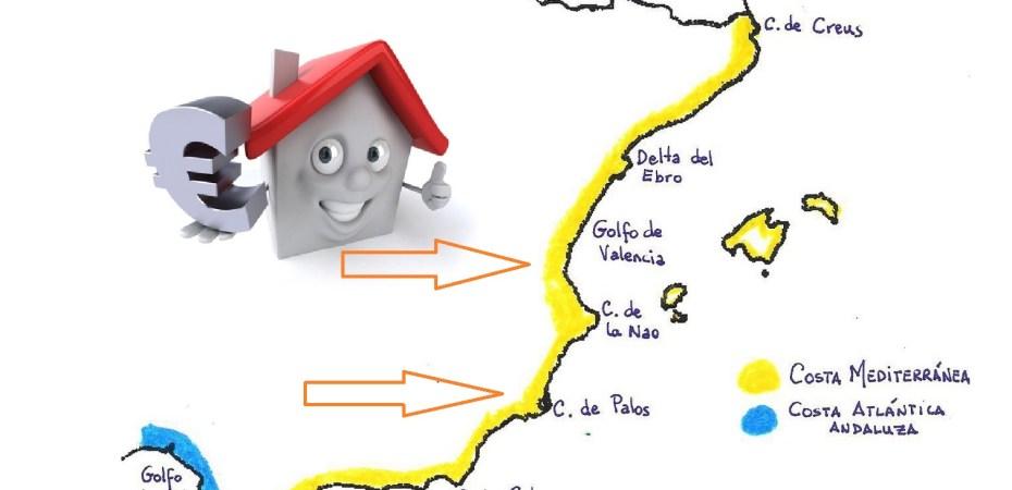 Acheter dans la Communauté Valencienne et la région de Murcie