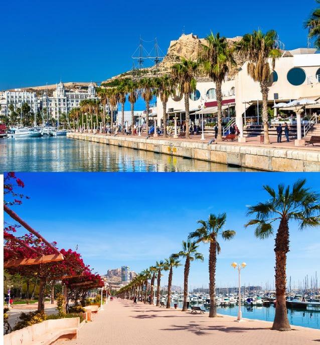 Alicante port Acheter en Espagne