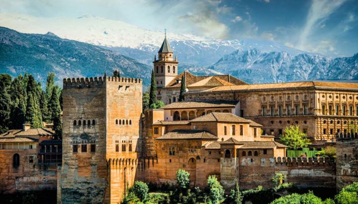 Grenade Alhambra Sierra Nevada 2