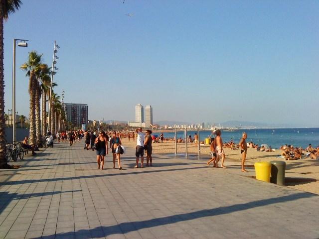 Quartiers branchés de Barcelone Barceloneta acheter immobilier en Espagne 3