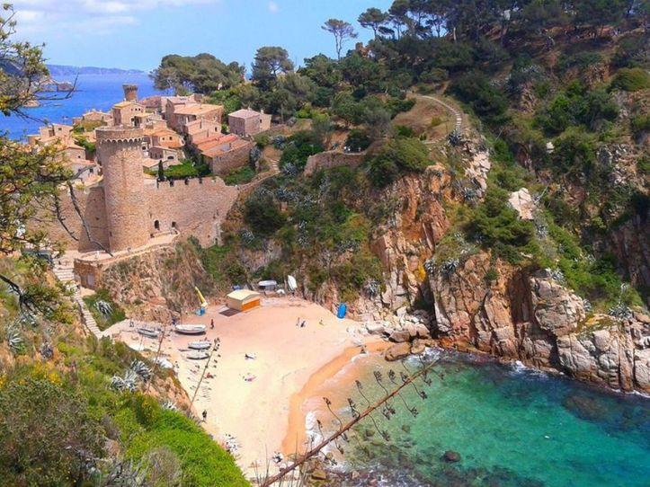 Playa Codolar – Tossa de Mar – Catalogne acheter immobilier Espagne