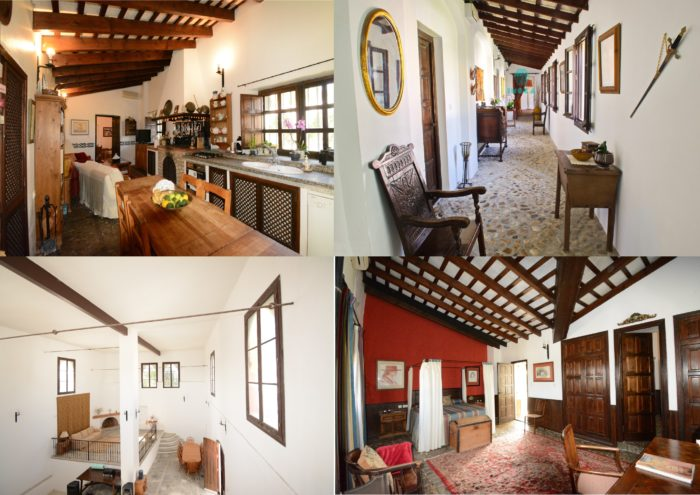 Cortijo vignoble acheter immobilier en Espagne 3