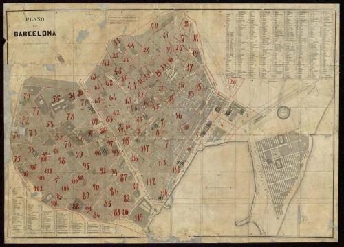 Barcelone 1850 acheter immobilier en Espagne