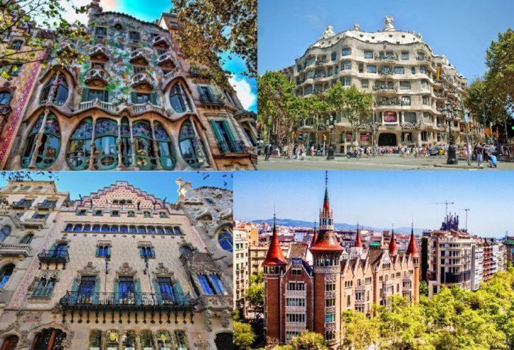 Modernisme catalan acheter immobilier en Espagne