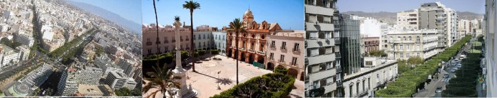 Almeria acheter immobilier en Espagne 15 ville