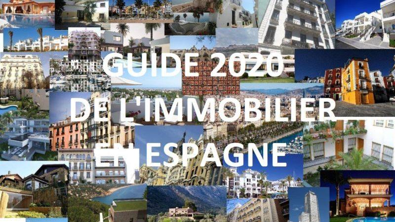 Guide immobilier 2020 acheter en espagne