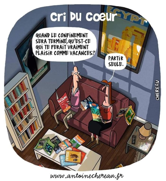 Coronavirus Covid dessins blagues rire sourire acheter immobilier espagne 6