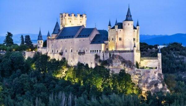Alcazar-de-Segovia-acheter immobilier en Espagne