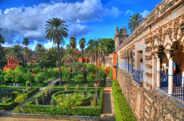 El Real Alcazar de Sevilla acheter immobilier en Espagne
