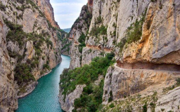 Gorges de Mont-Rebei lleida acheter immobilier en Espagne