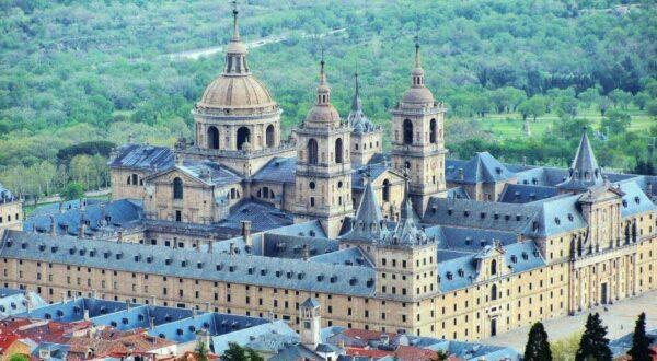 Monasterio de El Escorial acheter immobilier en espagne