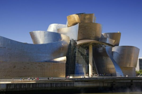 Museo Guggenheim Bilbao acheter immobilier en espagne