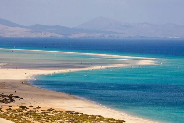 Playa de Sotavento Fuerteventura acheter immobilier en Espagne