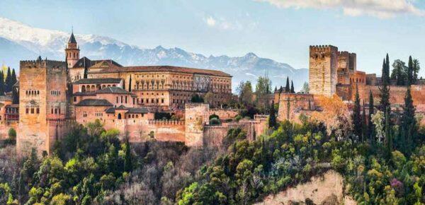 alhambra-granada-acheter immobilier en espagne