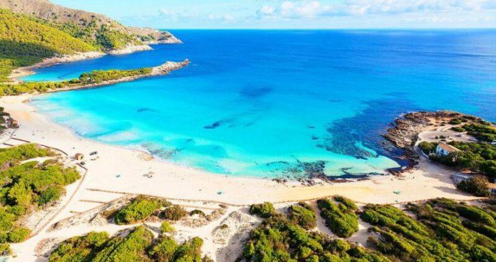 Cala Agulla Majorque plages acheter immobiliere en Espagne