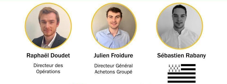 Equipe Achetons Groupé aperçu Bretagne