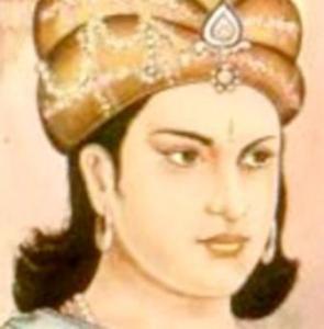 Samrat Ashoka.