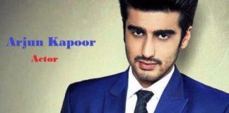 Arjun Kapoor Biography In hindi