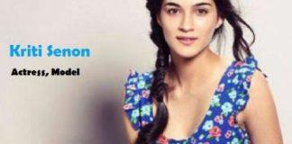 Kriti Sanon Biography In Hindi