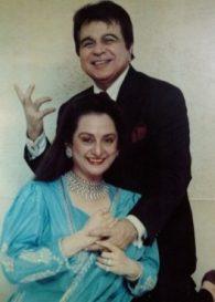 Saira Banu & Dilip Kumar