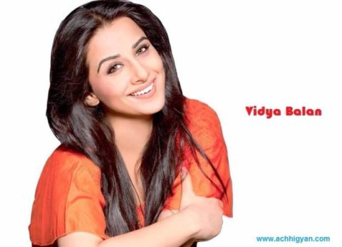 Vidya Balan Biography In Hindi