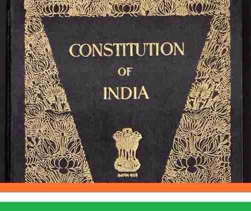 भारत का संविधान मुफ्त में डाउनलोड करें हिंदी और अंग्रेजी Download Constitution Of India In Hindi & English pdf